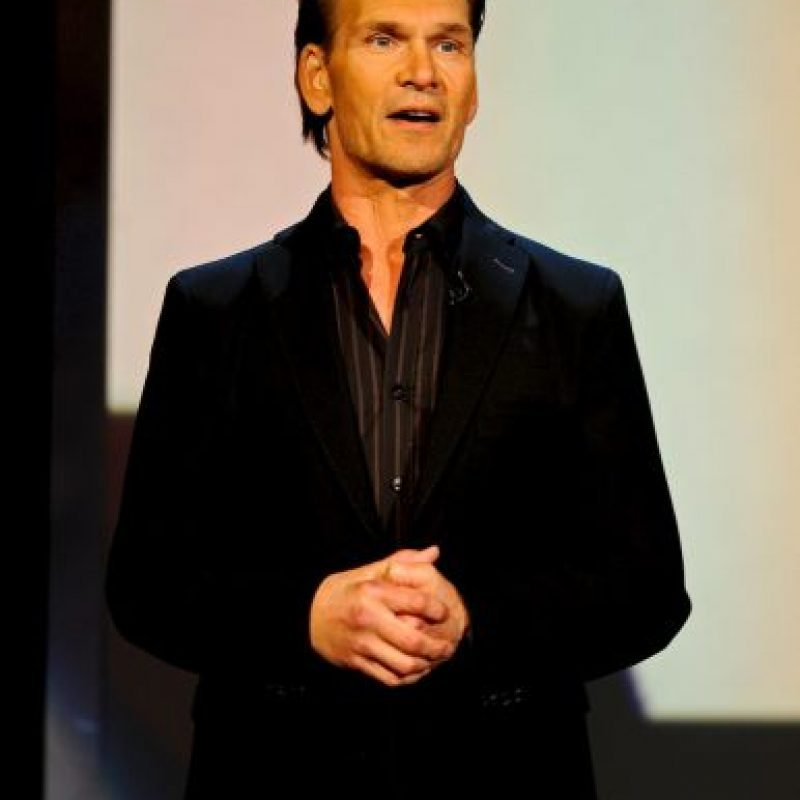 Patrick Swayze (2008) Foto: Getty Images