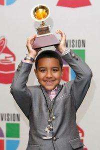 Miguelito es el ganador más joven Foto:Getty Images
