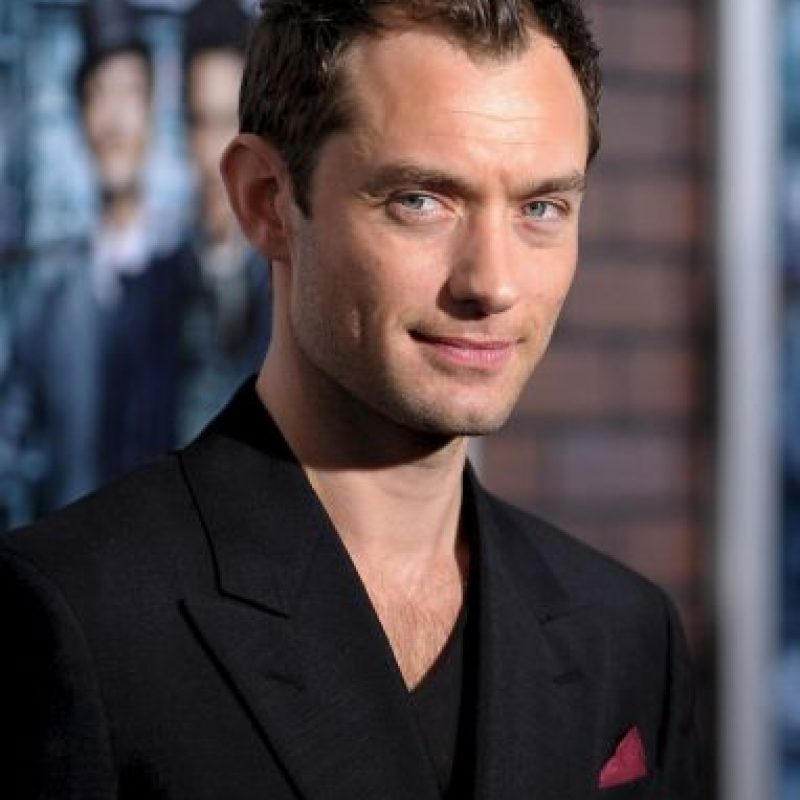 2009, Jude Law Foto: Getty Images