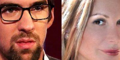 """""""Cuando nací era hombre"""": Novia del campeón olímpico Michael Phelps"""