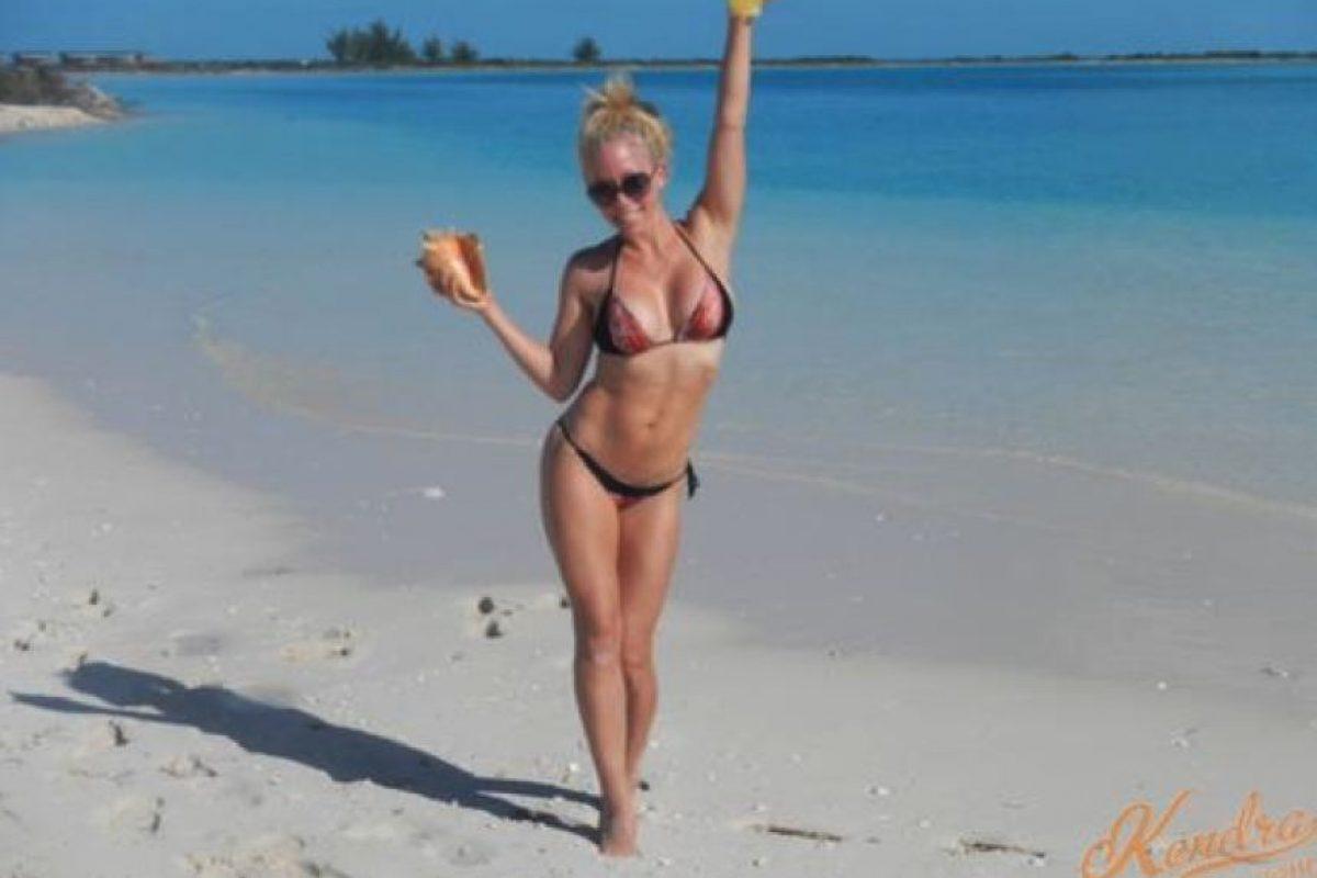 """Kendra fue una residente de la Mansión de """"Playboy"""" Foto:Facebook/Kendra Wilkinson"""