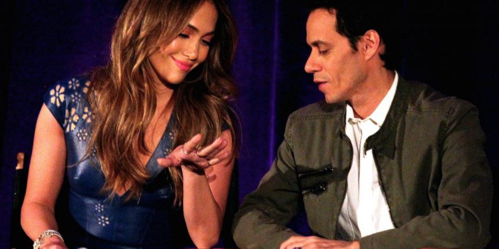 En una reciente entrevista, JLo confesó tener problemas de autoestima, mismos que pudieron haber ocasionado el fracaso en su matrimonio. Foto:Getty Images