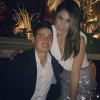 James Rodríguez y Daniela Ospina. Foto:instagram.com/jamesrodriguez10