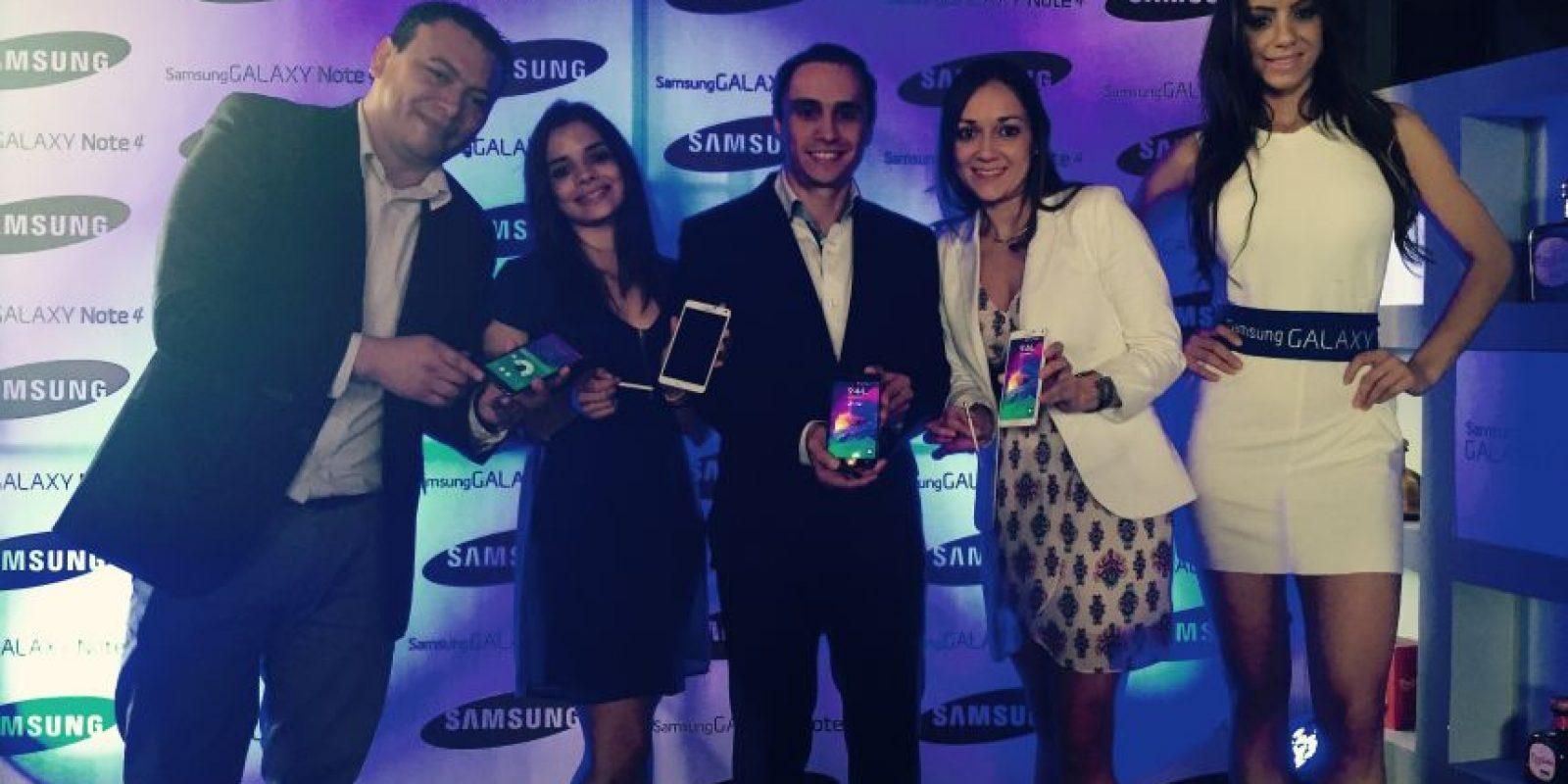 Foto:Fotos: Cortesía Samsung