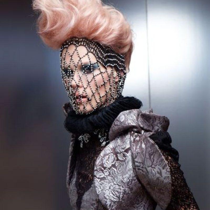 Se llama Capitol Couture y es una revista de moda que en nada le envidia en contenidos a Elle o Vogue. Foto:Capitol Couture