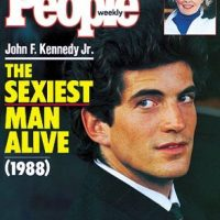 1988, John F. Kennedy Jr. Foto: People