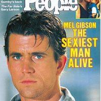 1985, Mel Gibson Foto:People