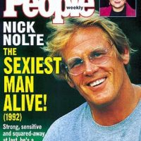 1992, Nick Nolte Foto: People