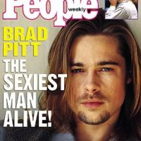1995, Bard Pitt Foto: People