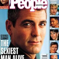 1997, George Clooney Foto: People
