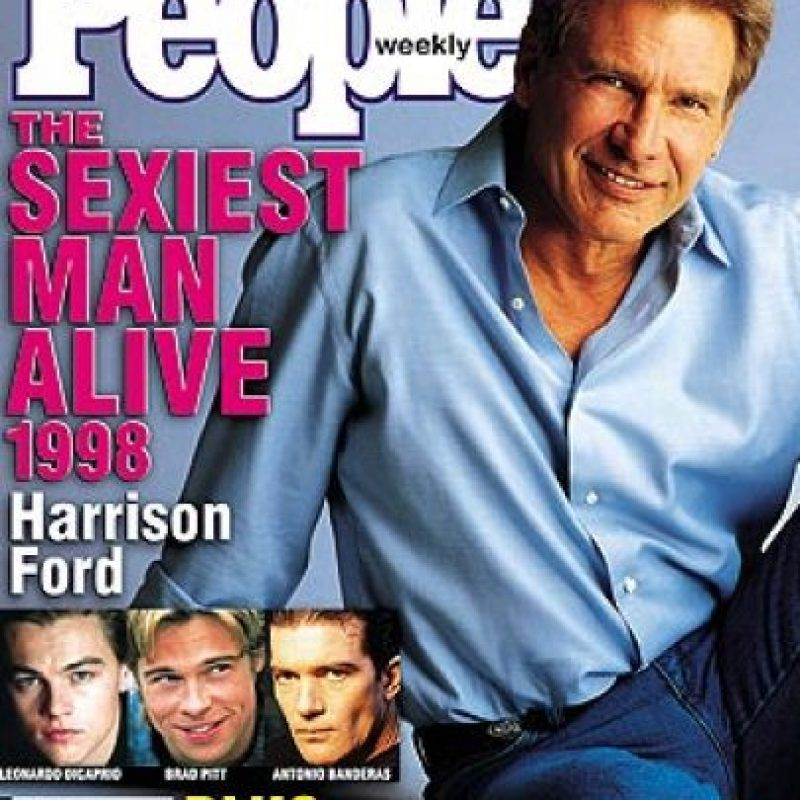 1999, Harrison Ford Foto: People