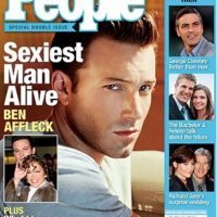2002, Ben Affleck Foto: People