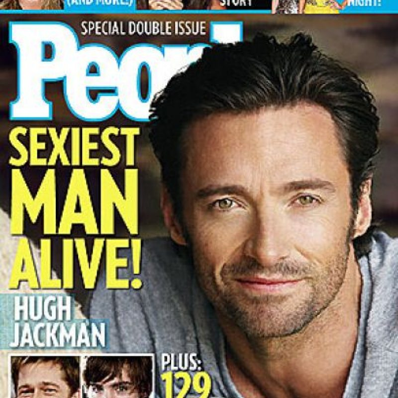 2008, Hugh Jackman Foto: People