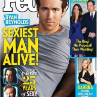 2010, Ryan Reynolds Foto: People