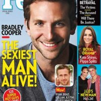 2011, Bradley Cooper Foto: People