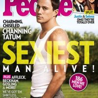 2012, Channing Tatum Foto: People