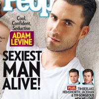 2013, Adam Levine Foto: People