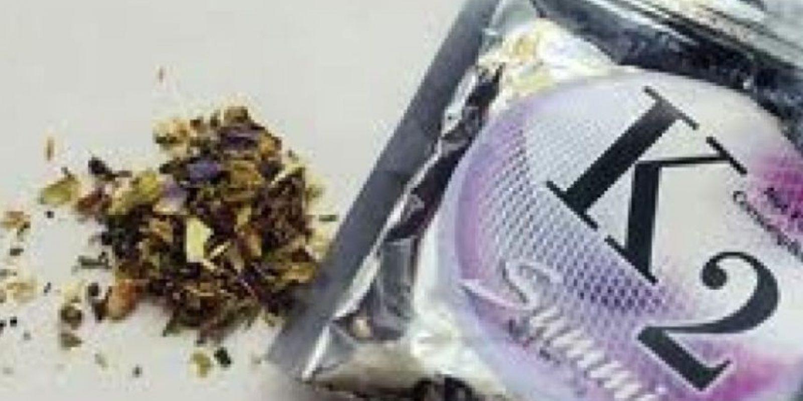 La droga Spice se vende como una sustancia natural Foto:SpaceIntelligence