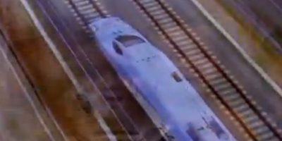 Talgo 350- Funciona en España desde 2005. Alcanza una velocidad de 350 kilómetros por hora. Foto:Captura de pantalla