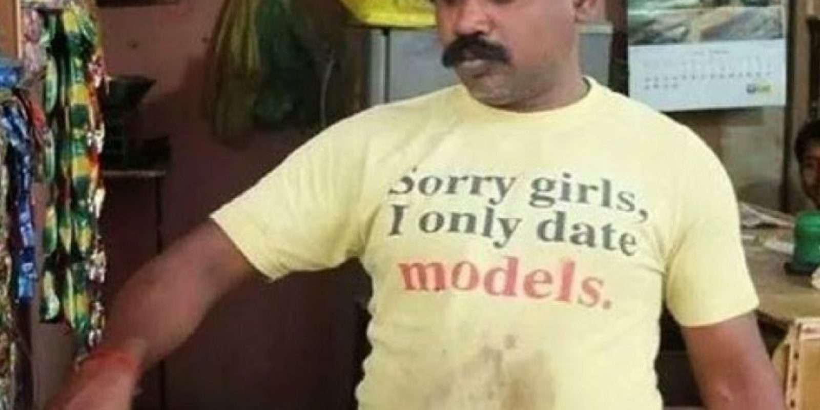"""Algunos hombres hacen del concepto """"sexy"""" algo que se lleva más allá. Foto:Oddee"""