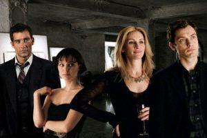 Portman fue nominada a un Oscar a la mejor actriz de reparto por su desempeño Foto:Sony Pictures Entertainment
