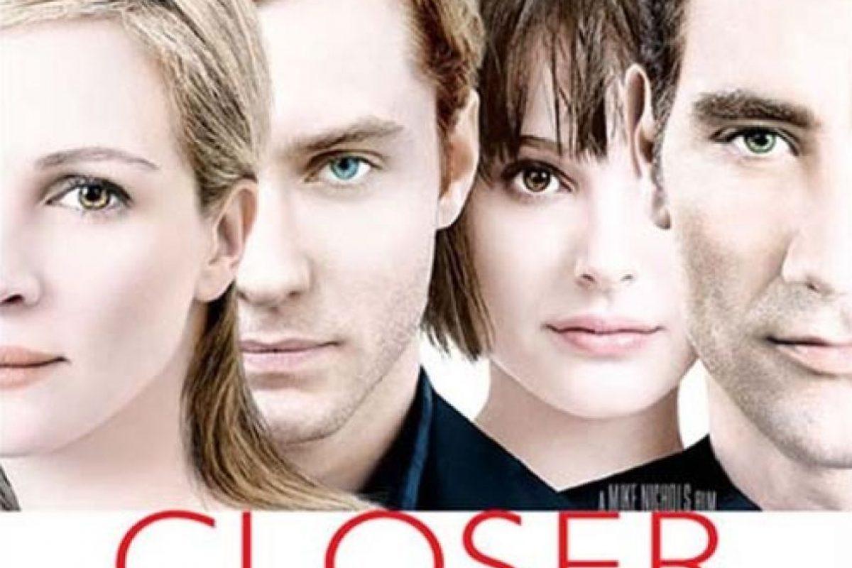 La cinta llegó a los cines en 2004 Foto:Sony Pictures Entertainment