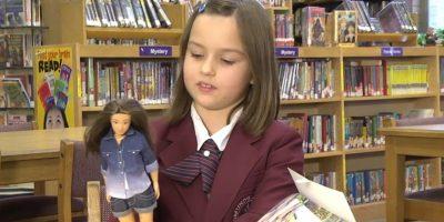 Otras niñas dijeron que se parecía a miembros de su familia Foto:Lammily