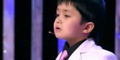 Tiene cuatro años Foto:Youtube No-Racism