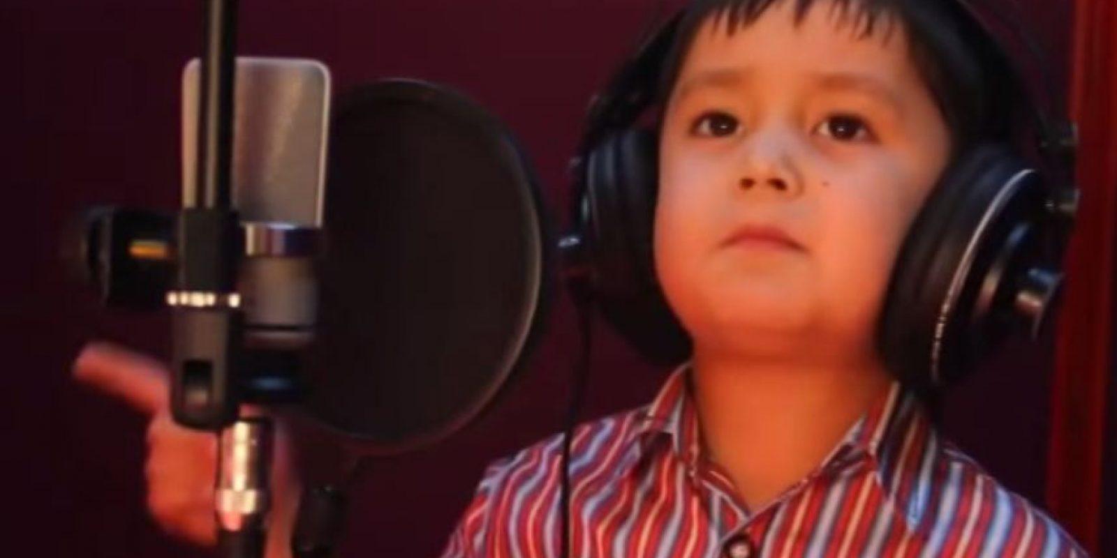 Su voz es única Foto:YouTube J'en Ai Marre