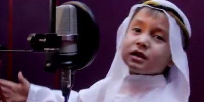 VIDEO: ¡Increíble! Niño de cuatro años canta como un profesional