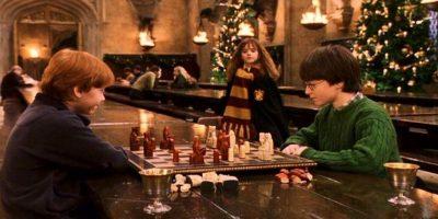 Harry Potter: ¡Así se vive la Navidad en Hogwarts!