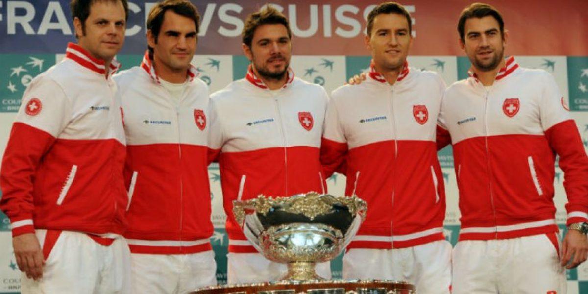 Tsonga y Wawrinka abrirán la final de la Copa Davis