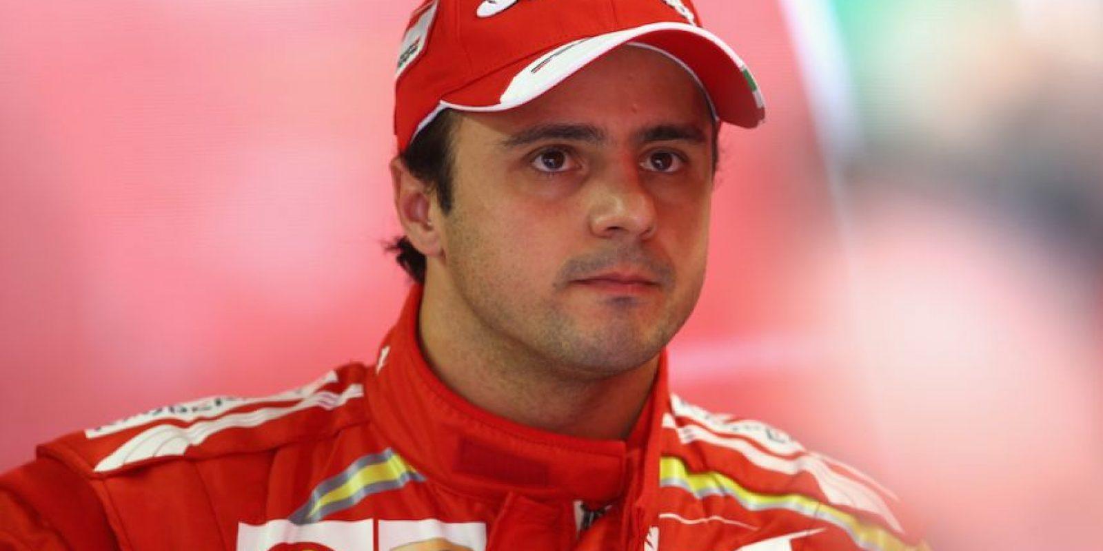 El brasileño Felipe Massa (2006-2013). Foto:Getty Images