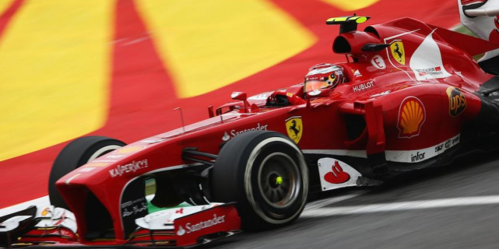 Tras ser bicampeón con la escudería Renault, Alonso llegó a Ferrari con muchas expectativas. Foto:Getty Images