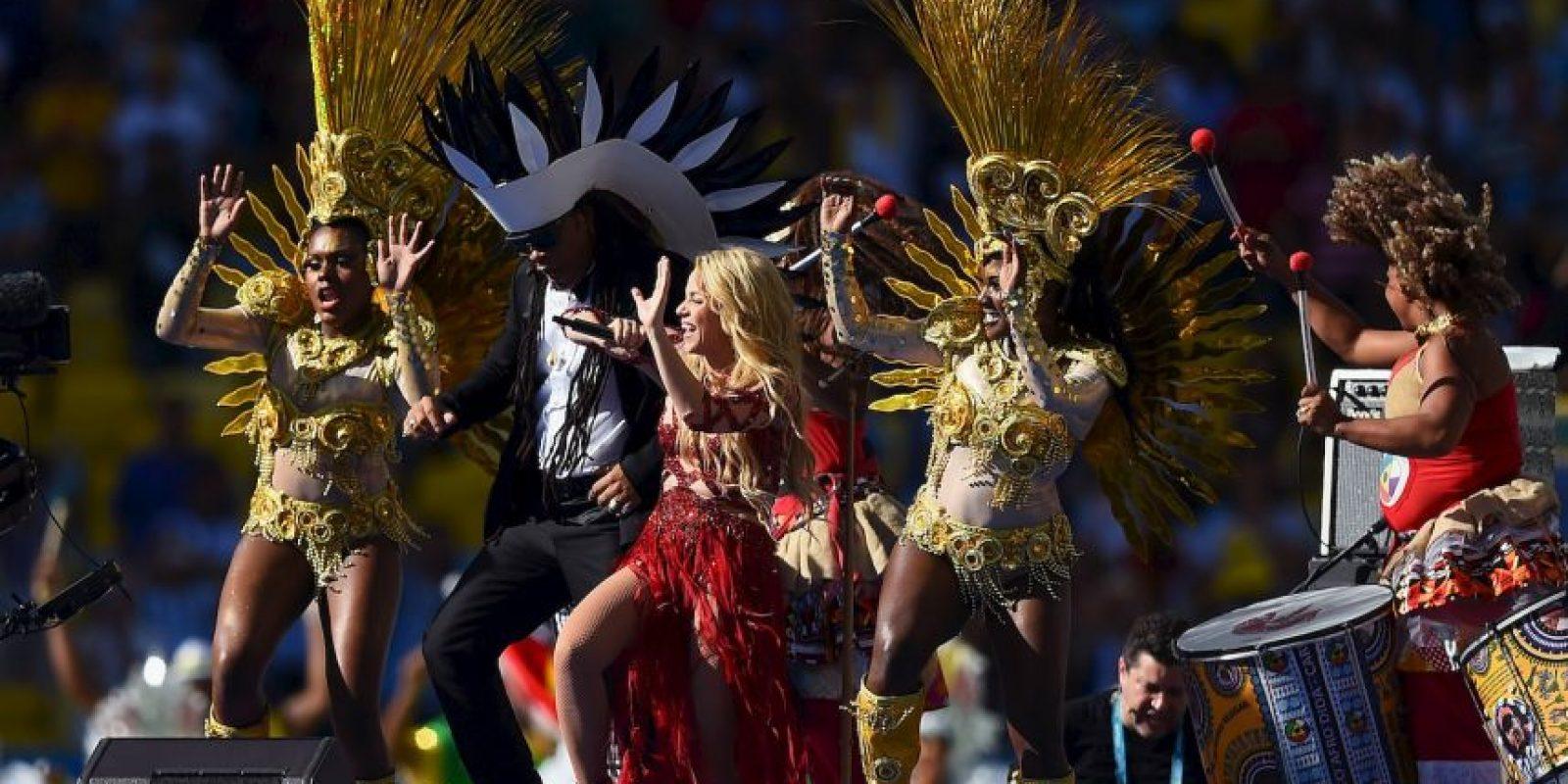 Shakira Foto:Getty