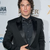 2014, Ian Somerhalder Foto: Getty Images