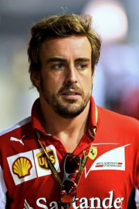 El español Fernando Alonso (2010-2014). Foto:Getty Images