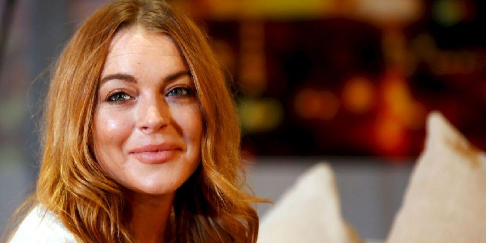 Lindsay ganó mayor fama entre 2003 y 2006 Foto:Getty Images