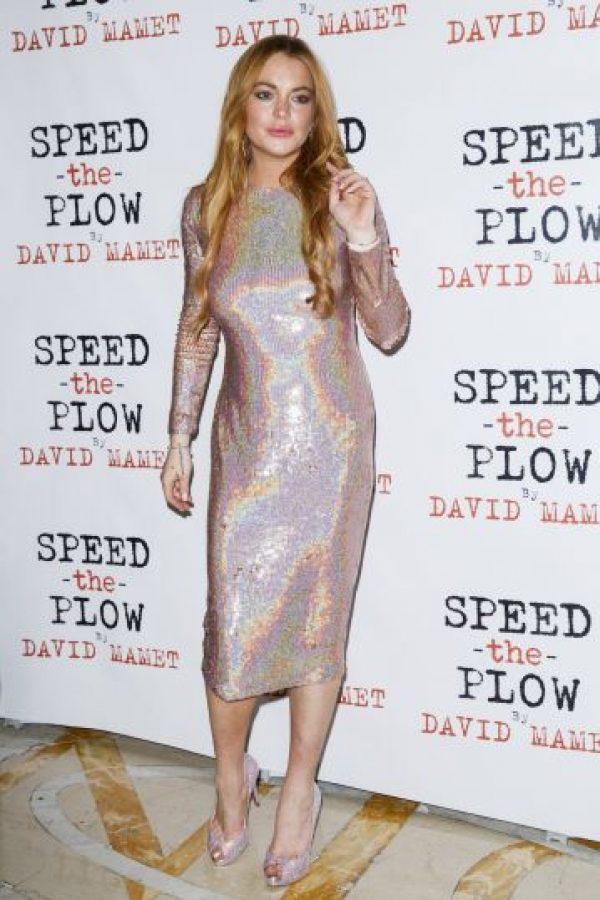 """Lohan lanzó una carrera en la música pop en 2004 con su álbum debut """"Speak"""" Foto:Getty Images"""