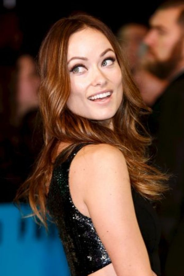 2014, Olivia Wilde Foto:Getty Images