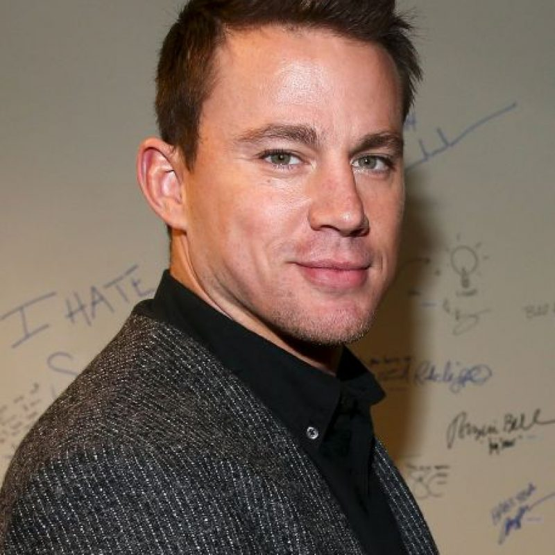 2014, Channing Tatum Foto: Getty Images