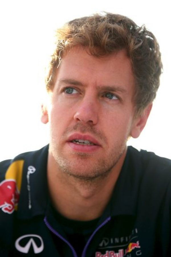 El alemán Sebastián Vettel (2014-) Foto:Getty Images
