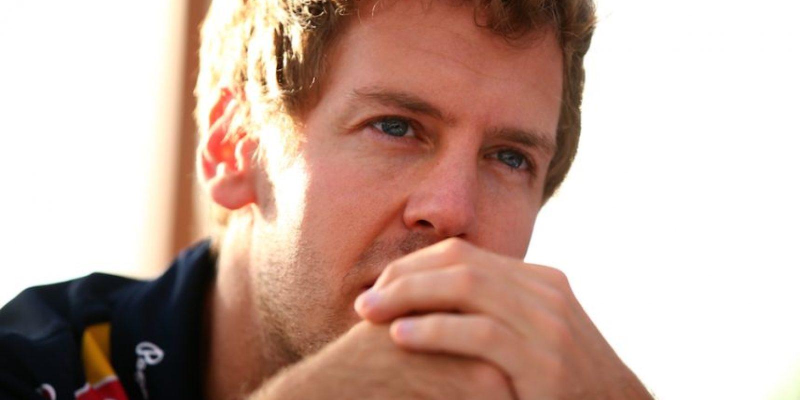 Vettel llega procedente de Red Bull, ha ganado en cuatro ocasiones el campeonato de pilotos y actualmente marcha en la cuarta posición. Foto:Getty Images
