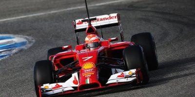Kimi Räikkönen regresó a la escudería italiana en la presente temporada y marcha en el onceavo puesto de la clasificación. Foto:Getty Images