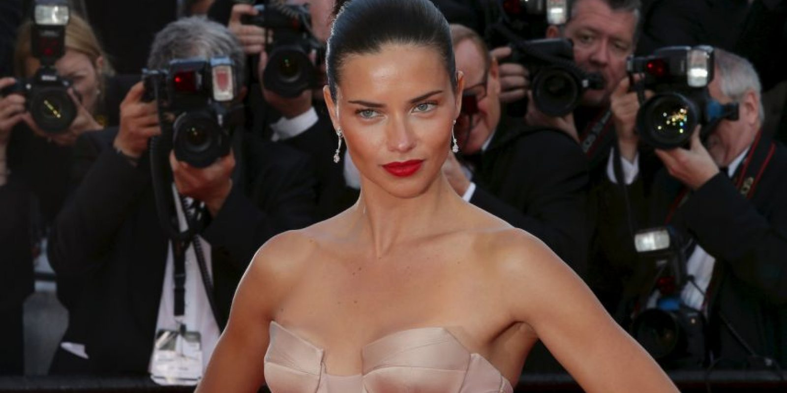 Adriana Lima Foto: Getty Images