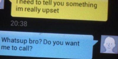 La reacción de un joven de 13 años cuando su amigo le confesó que era gay