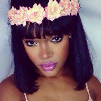 La doble de Rihanna Foto:Twitter