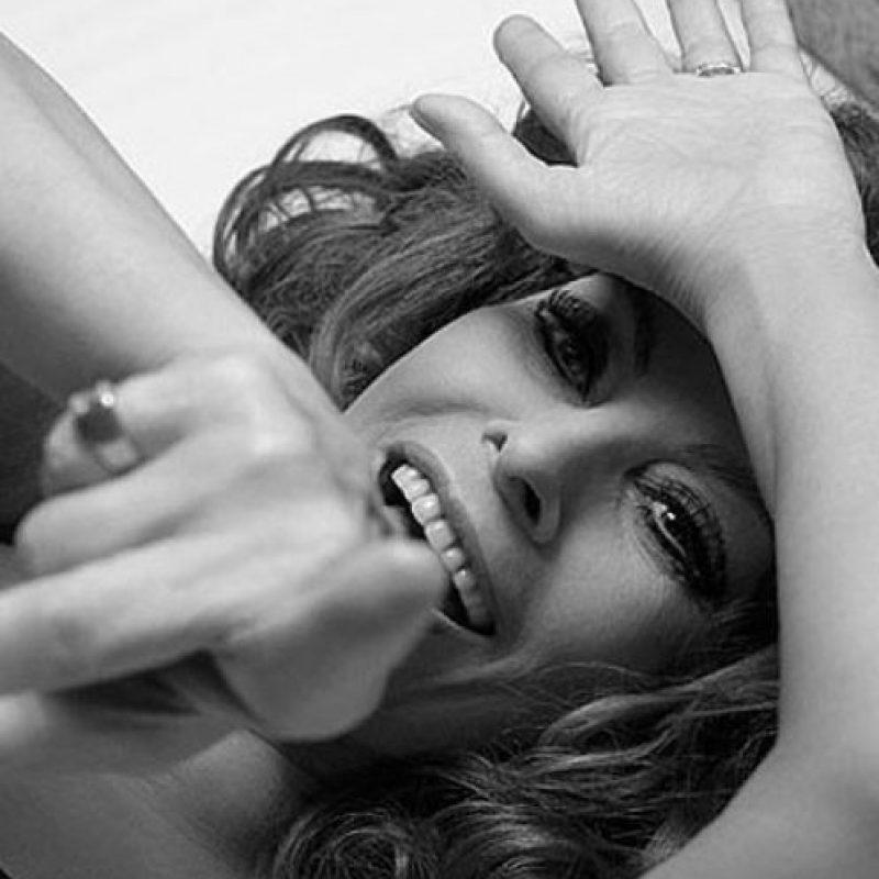 Sophia Loren fotografiada por Inez and Vinoodh en 2007. Foto:Pirelli