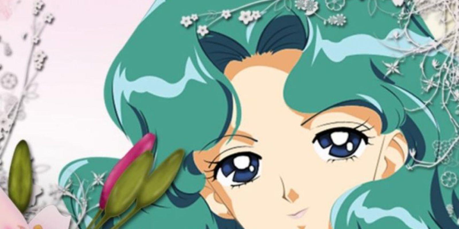 Su compañera es Michiru, Sailor Neptuno Foto:Toei