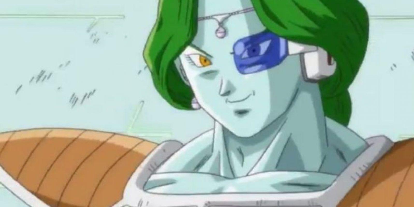 "Zarbon es otro personaje ""gay"" de Dragon Ball Z Foto:Toei"